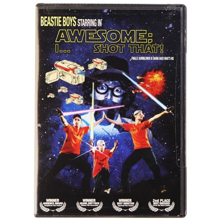Beastie Boys Starring In AWESOME I SHOT THAT - Format: [DVD Movie] (Refurbished) (Beastie Boys Sauce)