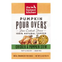 The Honest Kitchen Pumpkin POUR OVERS Chicken & Pumpkin Stew, 5.5oz