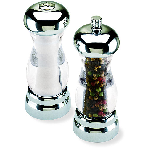 "Olde Thompson 5"" Del Sol Salt and Peppermill Set"