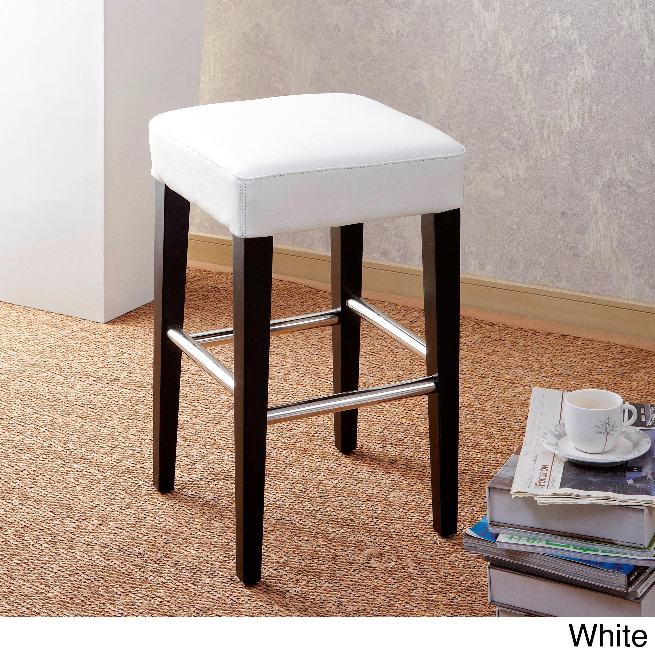 Strange Cortesi Home Boulder Counter Stool In Genuine Leather With Black Legs Merlot Lamtechconsult Wood Chair Design Ideas Lamtechconsultcom