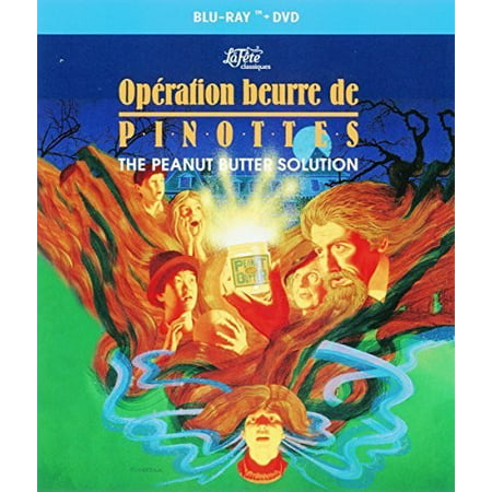 Operation Beurre de Peanut (DVD) - Pelicula De Halloween De Terror