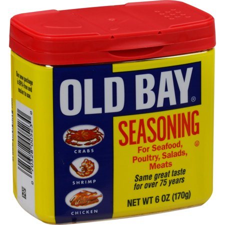 Emerald Bay Mojo ((2 pack) OLD BAY Seasoning, 6 oz)