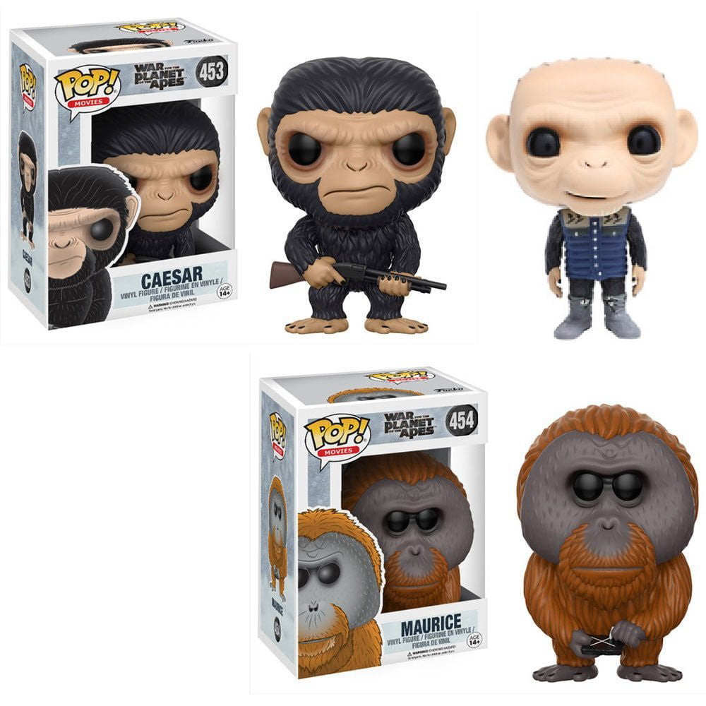 Maurice FUNKO POP MOVIES War For The Planet Of The Apes