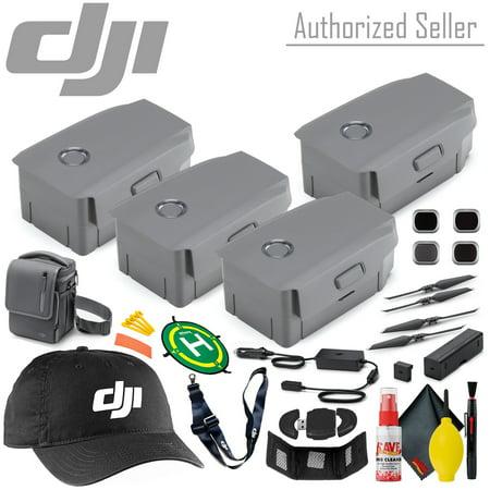 DJI Intelligent Flight Battery for Mavic 2 Pro/Zoom x2 - Fly More Accessory Kit - Mavic 2 Pro ND Filters and