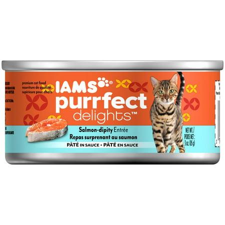 Iams Wet Cat Food Review