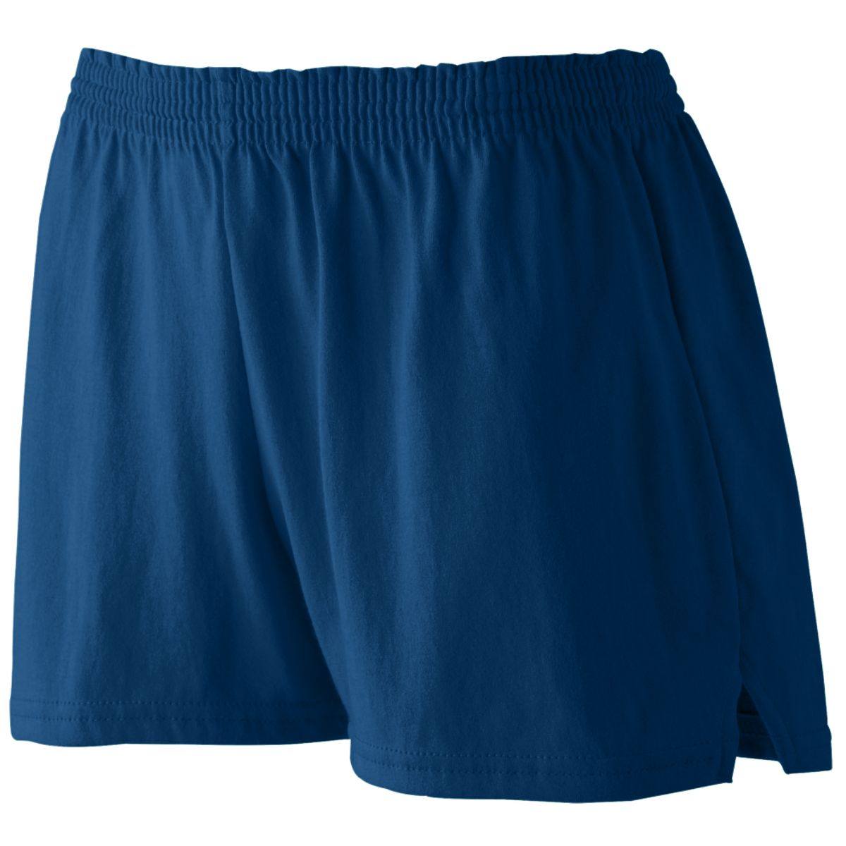 Augusta Lds Jr Ft Tf Jersey Short Navy L - image 1 de 1