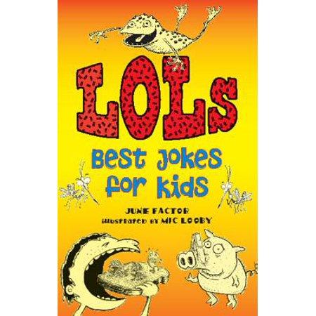 LOLs: Best Jokes for Kids - eBook