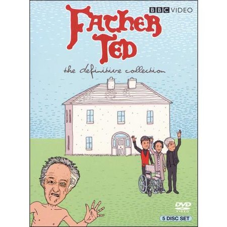 Father Ted  The Definitive Collection  Full Frame
