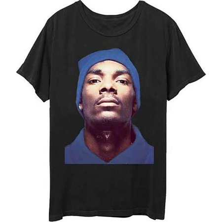 Snoop Dogg Profile Photo T-Shirt (S) (Snoop Dogg Clothing Line Rich & Famous)