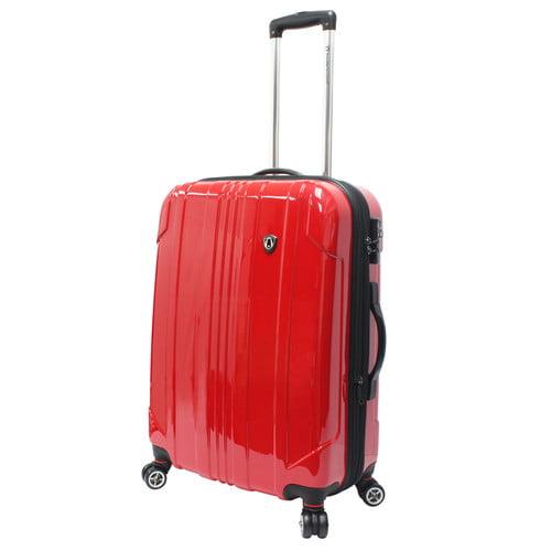 Traveler's Choice Sedona 25'' Expandable Spinner Suitcase