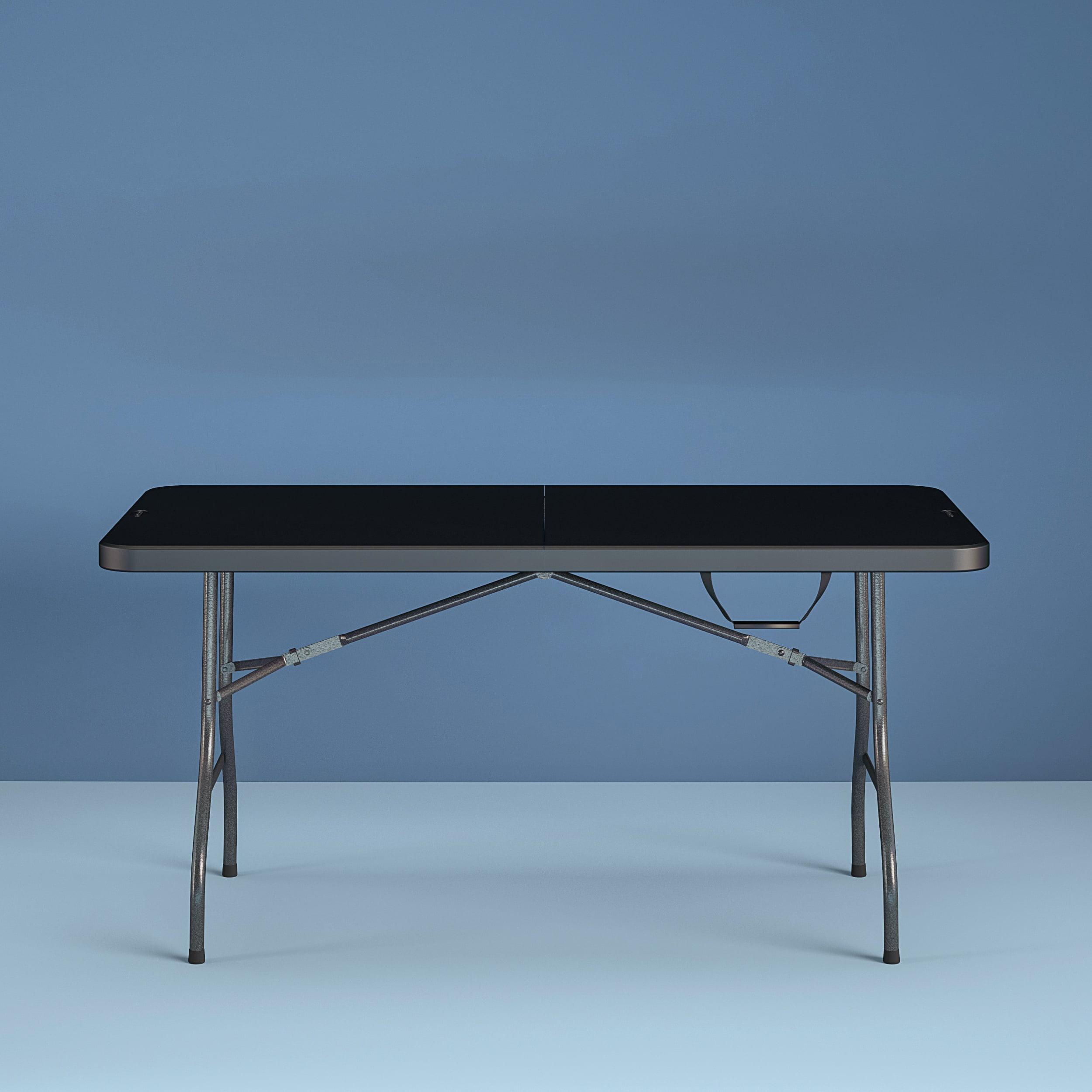 - Cosco 6 Foot Centerfold Folding Table, White - Walmart.com - Walmart.com