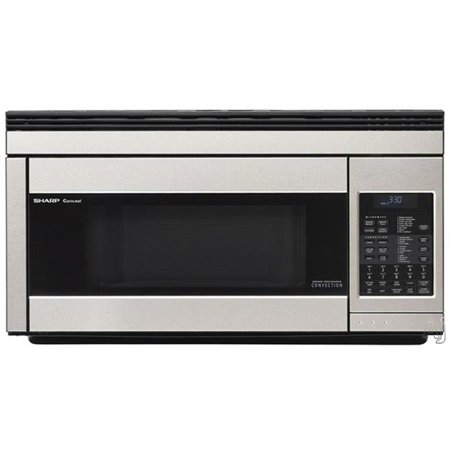 1.1 cu. ft., 850w Over the Range Convection Microwave, Stainless