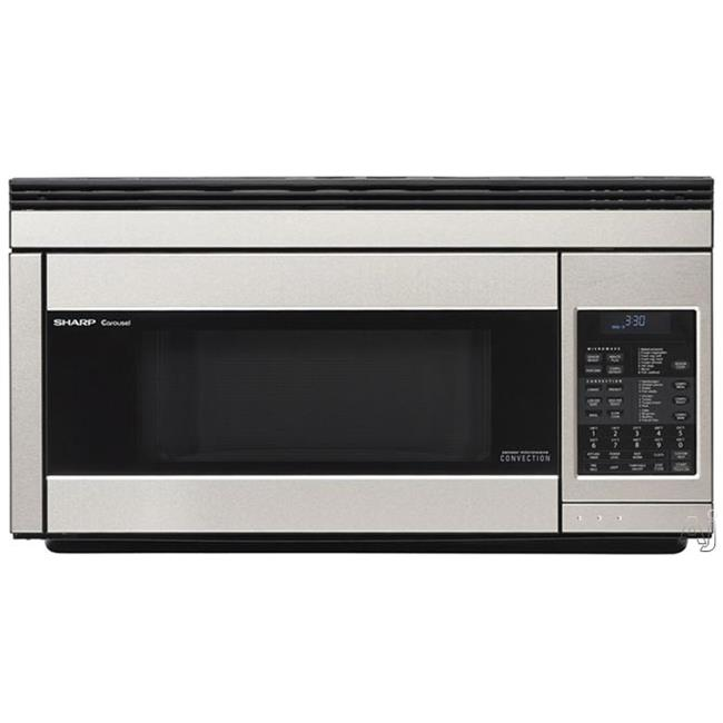 1.1 cu. ft., 850w Over the Range Convection Microwave, Stainless Steel