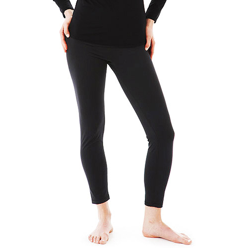 Women's Lightweight Stretch Microfiber Warm Underwear Pants