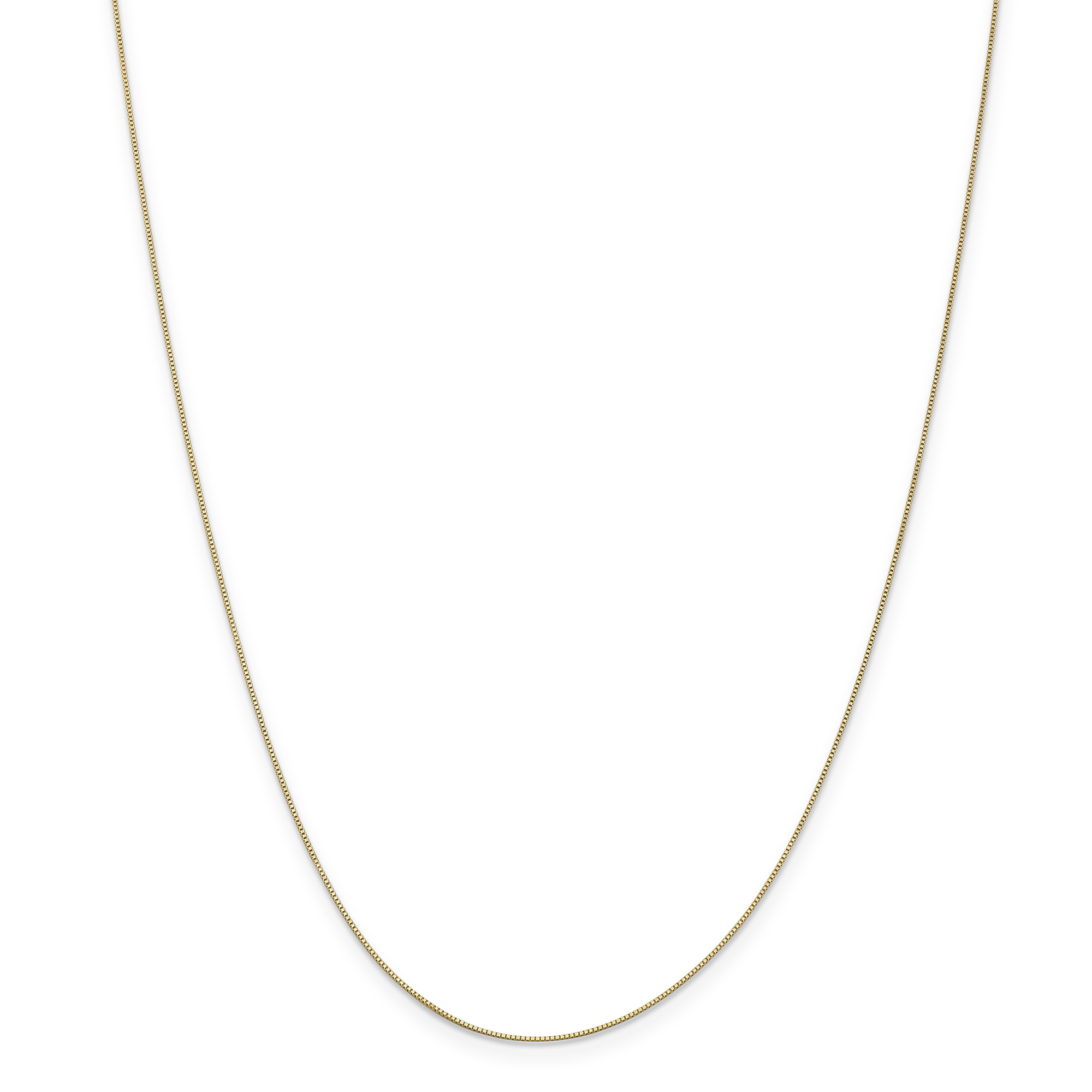 ALARRI 0.85 Carat 14K Solid Rose Gold Solitaire Citrine Necklace with 20 Inch Chain Length