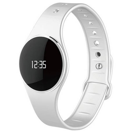 Mykronoz Zecircle Activity Tracker With Smart Notification  White