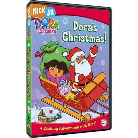 Dora The Explorer Costume For Toddler (Dora the Explorer: Christmas!)