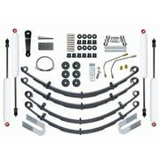 Rubicon Express RE5515 Suspension Lift Kit w/Shocks Fits 87-95 Wrangler (YJ)