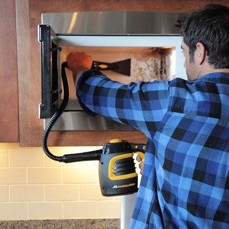 McCulloch MC1230 Powerful Multi Purpose Deep Clean Floor Handheld Steam Cleaner - image 3 of 6