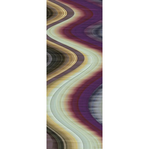 Empire Art Direct 'Rumba Abstract 3' Graphic Art Print on Glass