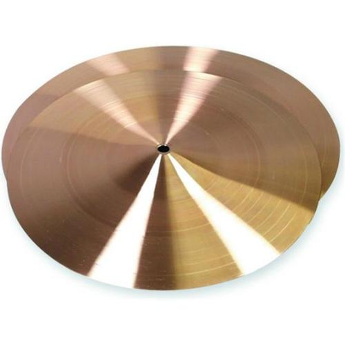 "GP Percussion 18"" Brass Cymbals"