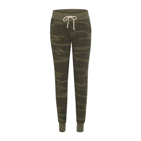 Alternative Apparel 31082 Women's Fleece Jogger Sweatpants