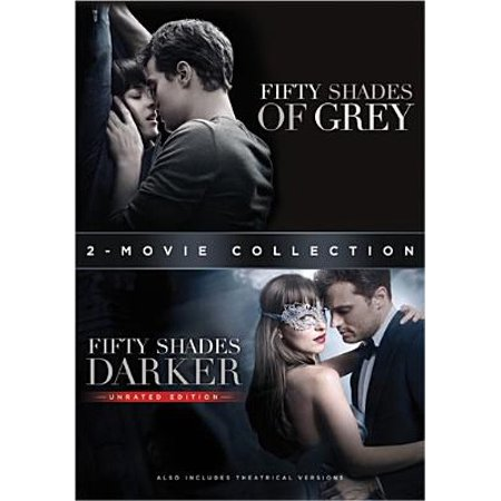 Fifty Shades: 2-Movie Collection (DVD)