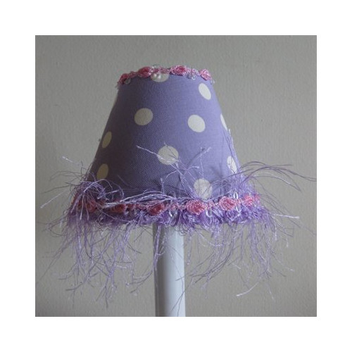 Silly Bear Lighting Bloom 11'' Fabric Empire Lampshade by Silly Bear Lighting