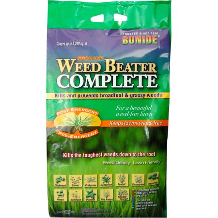 BONIDE PRODUCTS INC Weed Beater Complete Grass & Broadleaf Control, 10-Lbs. 60476
