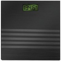 Bally Digital Bathroom Scale, Black