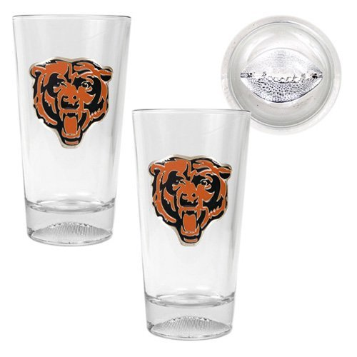 Great American NFL Pint Ale Glass Set