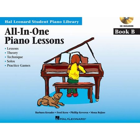 All-In-One Piano Lessons Book B : International Edition - This Halloween Piano