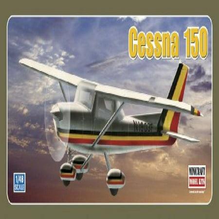 Minicraft Models Cessna 150 1/48 Scale