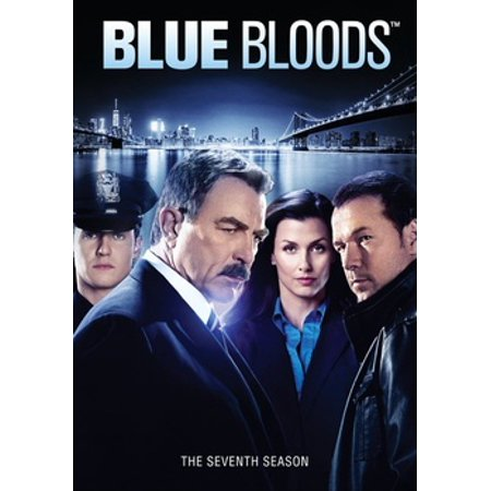 Blue Bloods: The Seventh Season (DVD)](Adult Blue Movies)