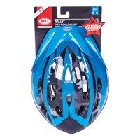7063277 Boys' Rally Bicyle Helmet, Blue - Quantity 1