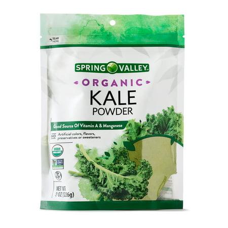 Kalm Powder (Spring Valley Organic Kale Powder )
