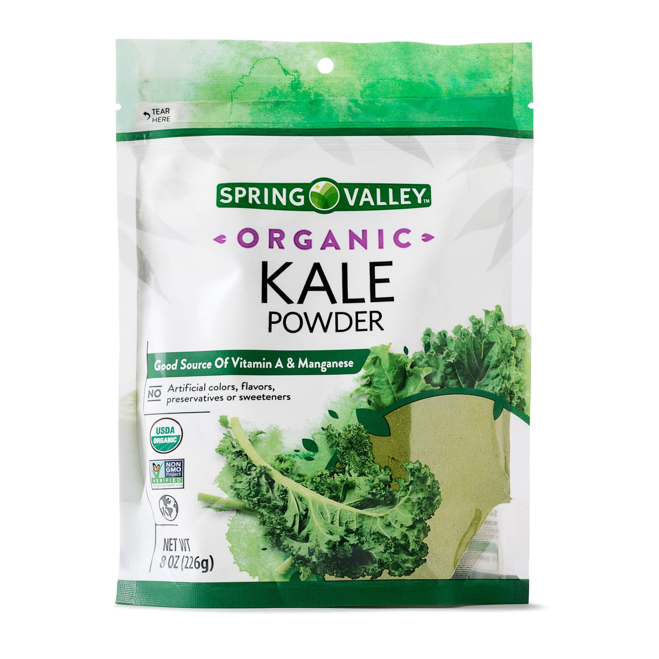 Spring Valley Organic Kale Powder