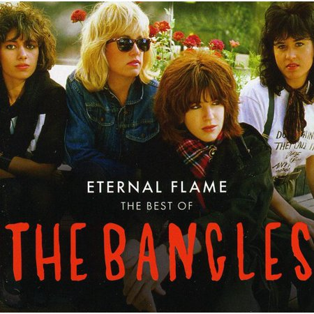 Eternal Flames: Best of the Bangles (CD)