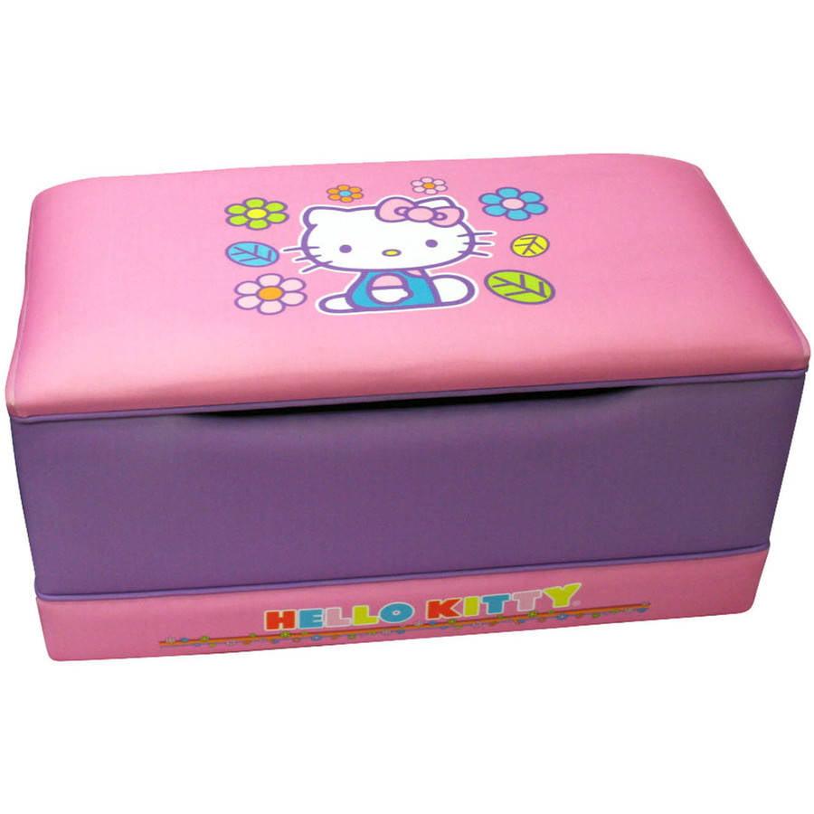 Harmony Kids Hello Kitty Toy Box