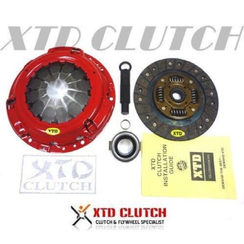XTD STAGE 1 CLUTCH KIT 02-06 ACURA RSX BASE L 02-05 HONDA
