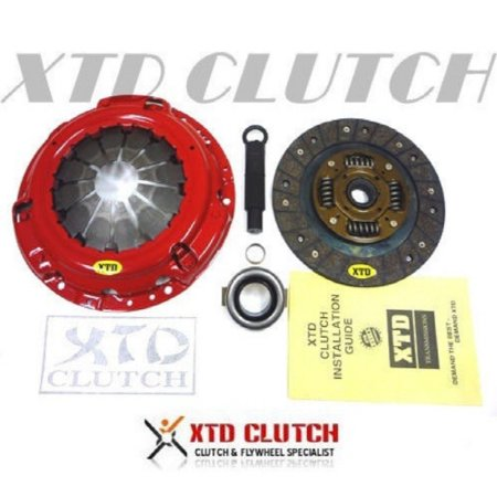 XTD STAGE 1 CLUTCH KIT 02-06 ACURA RSX BASE L 02-05 HONDA CIVIC Si 2.0L (Honda Civic Base)