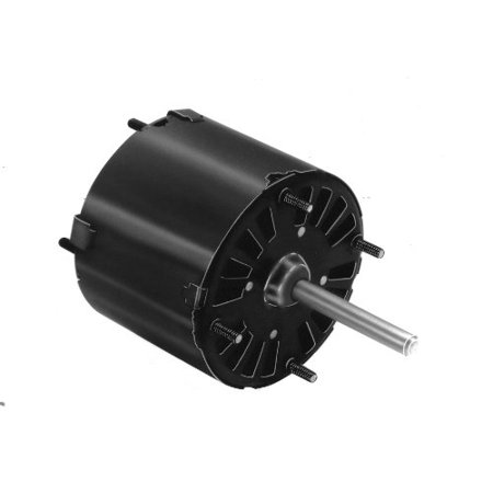 "Fasco D514 3.3"" Frame Open Ventilated Shaded Pole General Purpose Motor with Sleeve Bearing, 1/30HP, 1500rpm, 115V, 60Hz, 1.3 amps, CW Rotation"