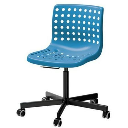 Ikea Swivel chair, blue, black 12202.81120.214](Halloween Lock In Ideas)