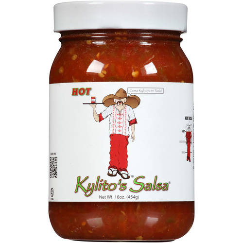 Kylito's Salsa Hot 16 oz