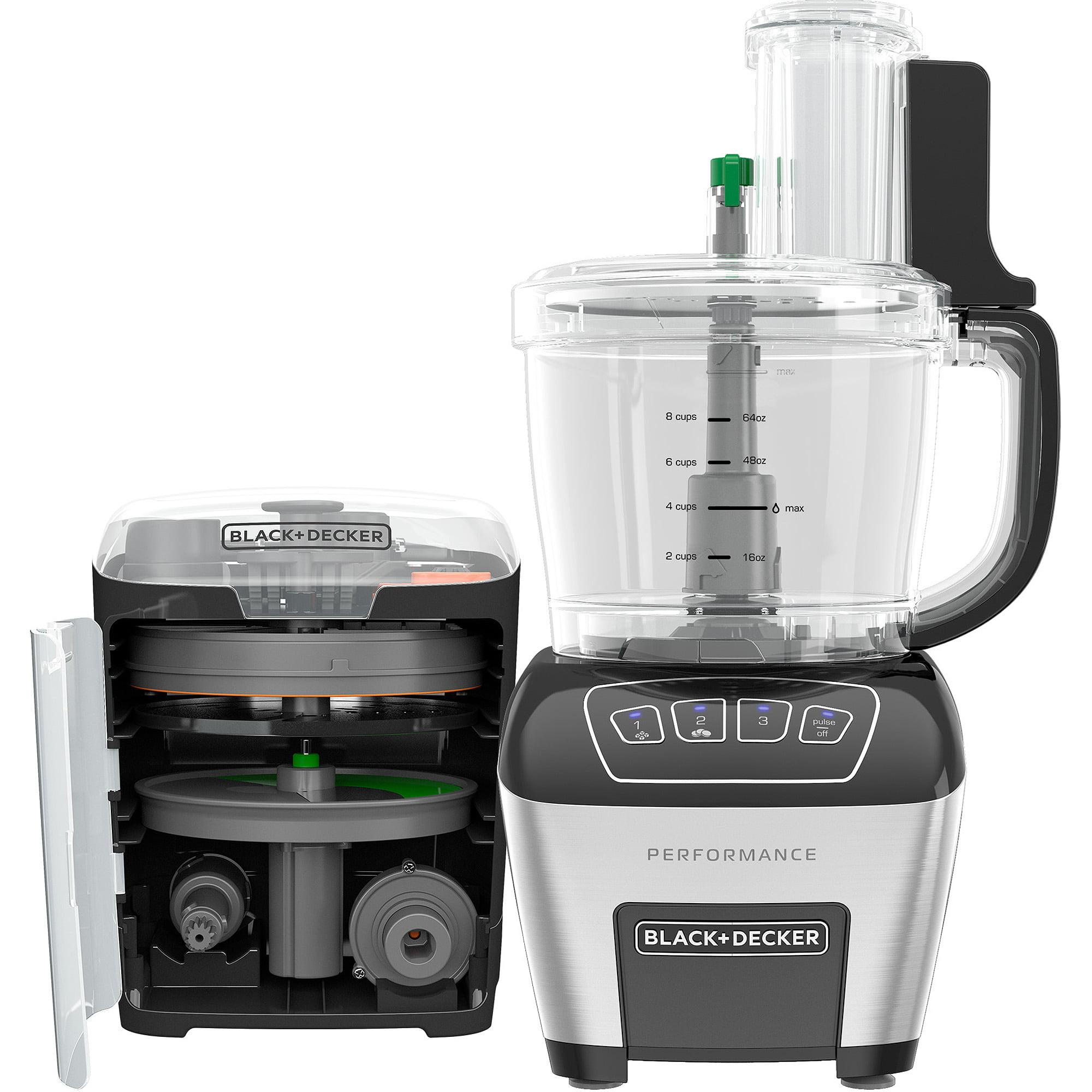 Uncategorized Black & Decker Kitchen Appliances blackdecker 11 cup dicing and slicing performance food processor fp6010 walmart com