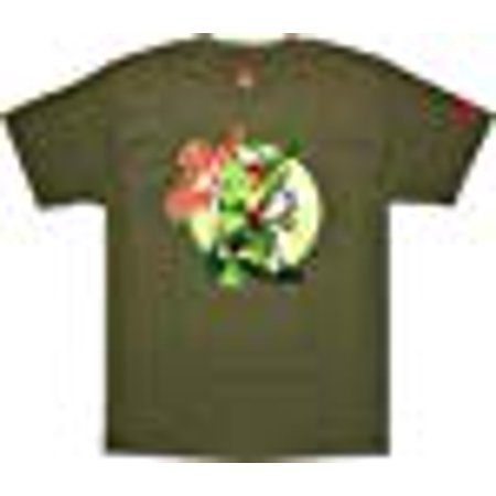 Batman Poison Ivy Red Hot T-Shirt XX-Large