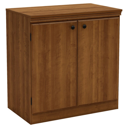 South Shore Morgan 2-Door Storage Cabinet, Multiples Finishes