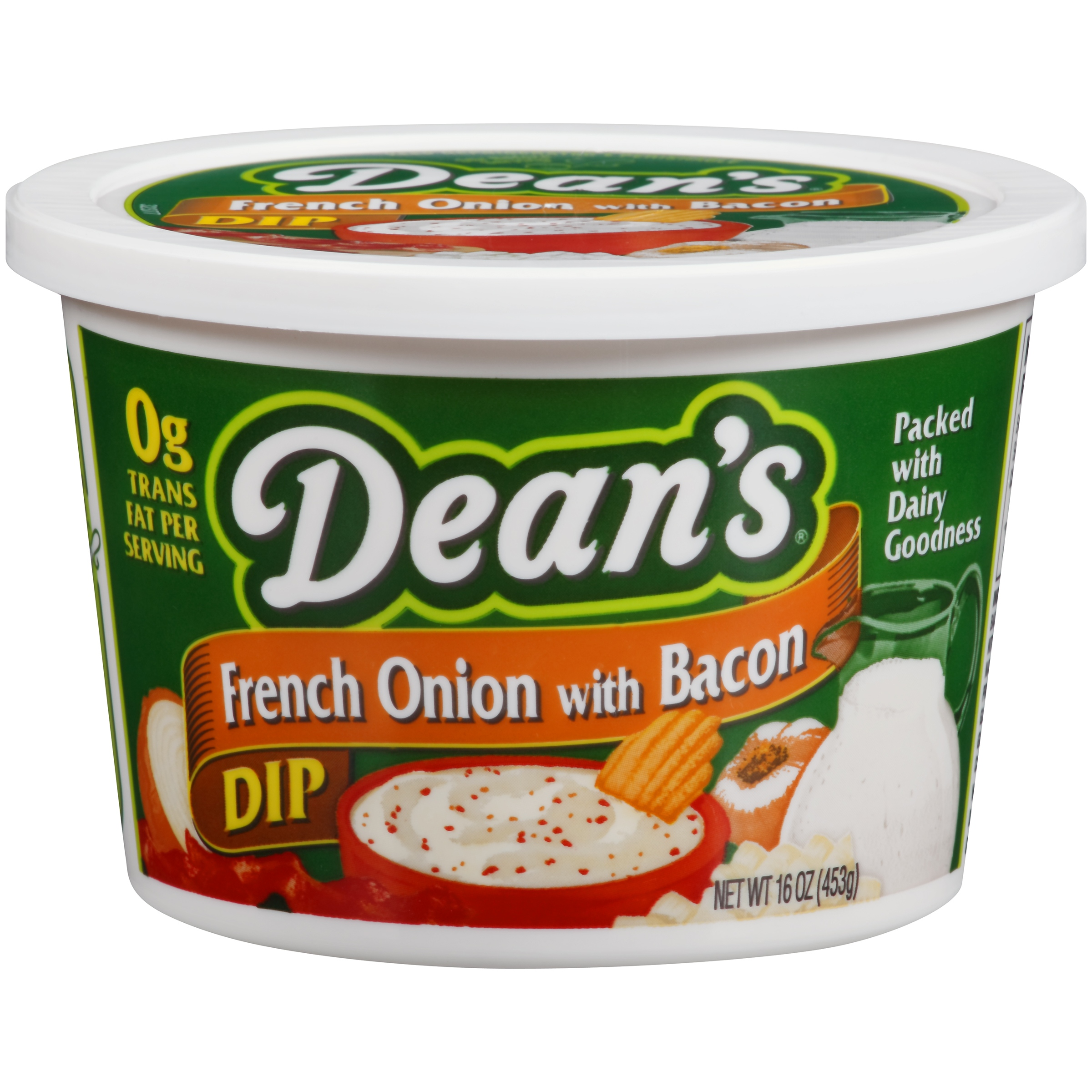 Dean's® French Onion with Bacon Dip 16 oz. Tub