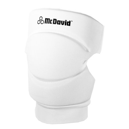 Sliding Pad Short - McDavid MD-648 Uni-Sex Short Softball Single Sliding Pad (1) White Medium