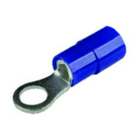 SEACHOICE Nylon Insulated Ring Terminal 16-14 Gauge 6/Pack 60871